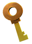 key-found